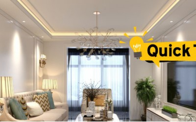 Tips to light your living room