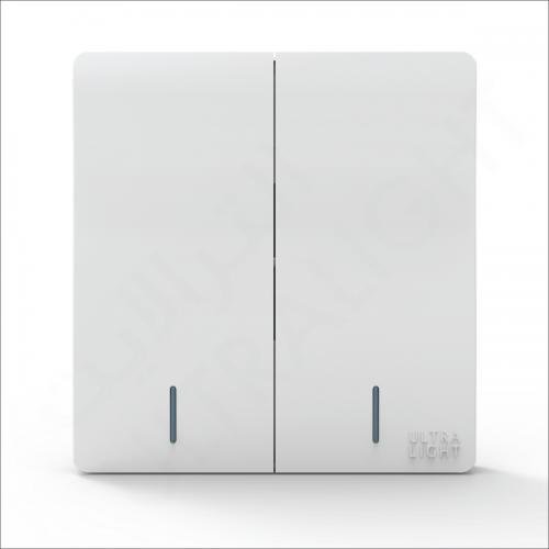 DUNE 2 gang Switch (B12-004-2G)