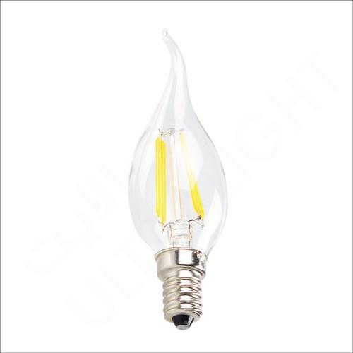 LED Bulb E14 (C37-FLAME)