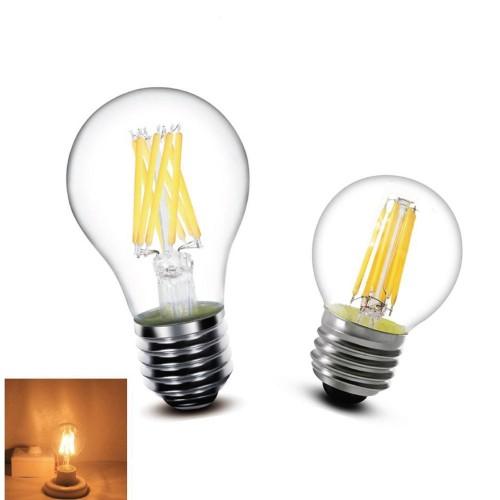 6W Bulb E27 (G45)
