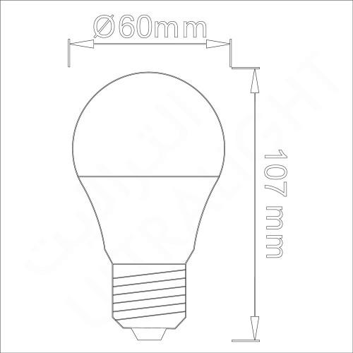 LED Bulb E27 (MA)