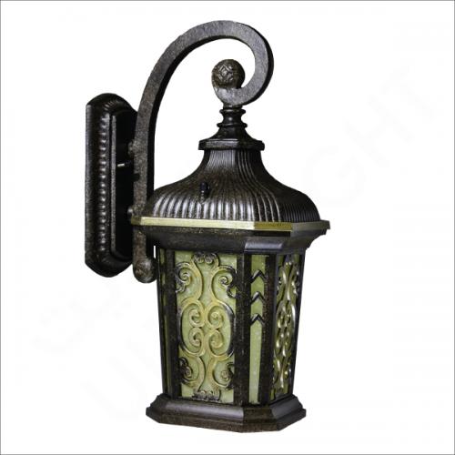 Classic lighting fixture brown (0094)