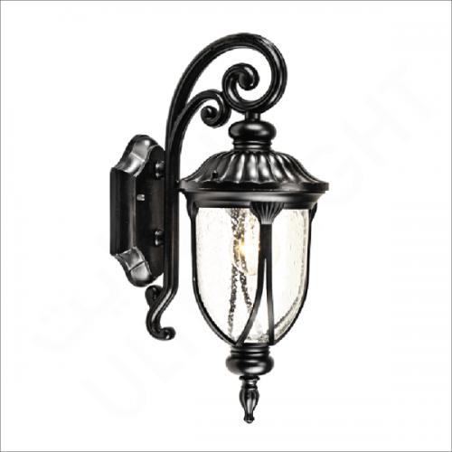 Classic lighting fixture black (0263)