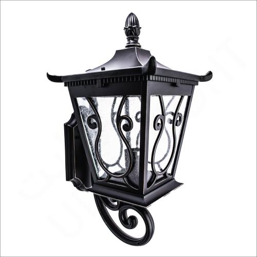 Classic lighting fixture black (0369)