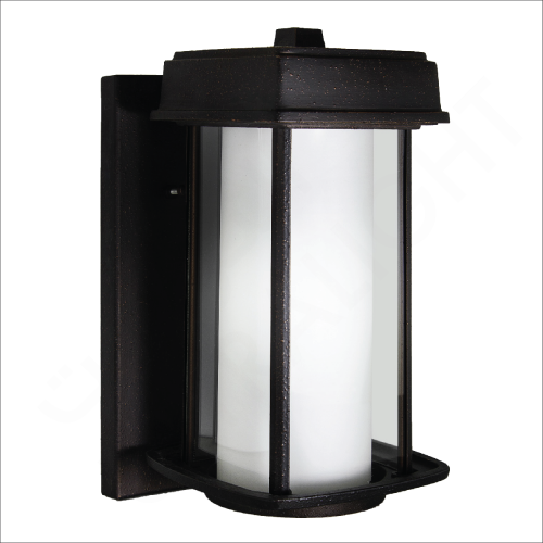 Classic lighting fixture black (0862)