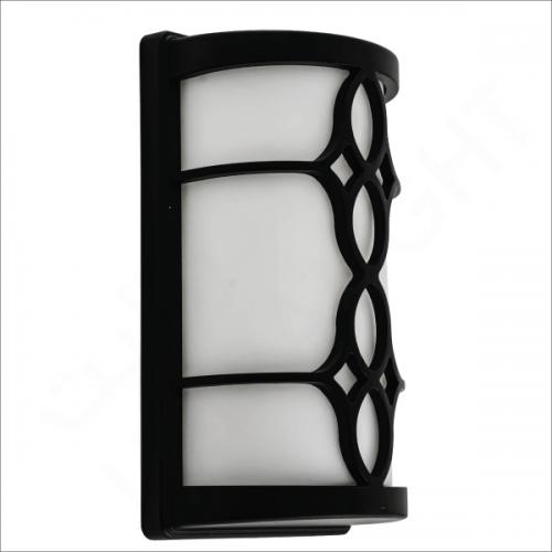 Classic lighting fixture black (200112)