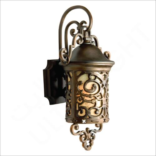 Classic lighting fixture brown (919)