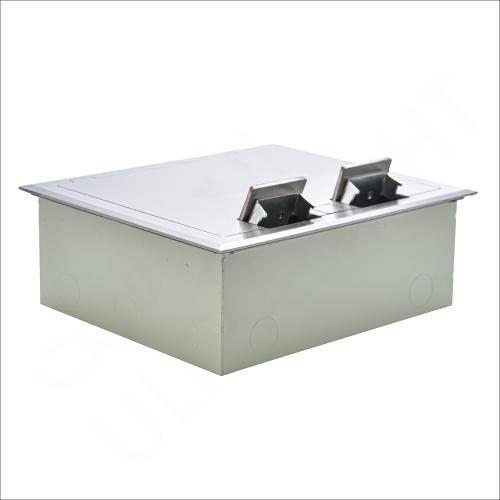 Quadruple floor box (DCK-250/P)