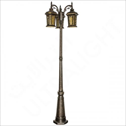 Classic garden pole light (0094)