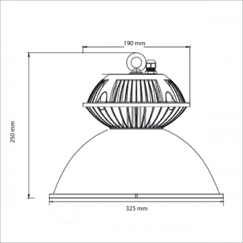 30W High bay light (YD140612)