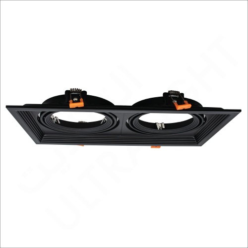 Dual downlight frame G53 (Br819-2)