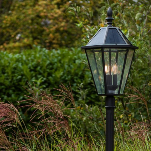 Solar lighting pole (51301)