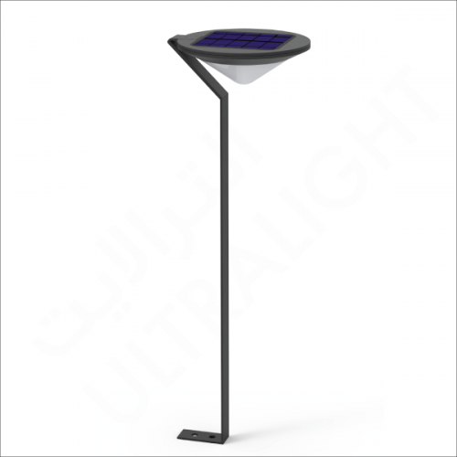 Solar lighting pole (OLT-001-01)