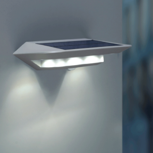 Solar wall light (P9014)