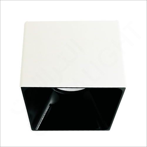 Cubic surface mounted light (BR2285-SQ)