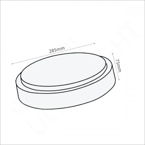 20W Surface Mounted light (JB322A)