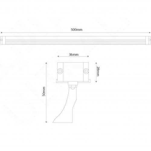 LED Wall washer (FYL0010)